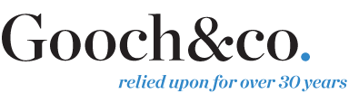 Gooch & Co logo